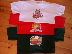 Schulliga Stendal - T-Shirts 2014
