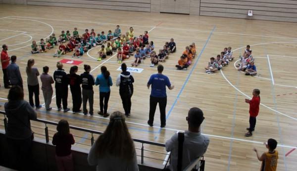 Schulliga-Turnier 25.10.14 Halle