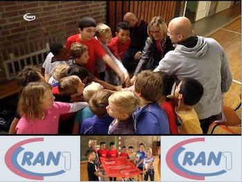 Der TV-Sender RAN1 schaut auf die Schulliga voraus.