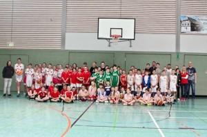 Grundschule und Oberschule in der Staffel Harz. // Foto: Bodfeld Baskets Oberharz