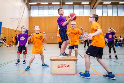BB-TU Sparkassen Grundschulcup 2018